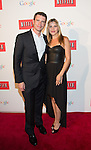 WASHINGTON, DC - MAY 2: Scott Foley and wife Marika Dominczyk attending the Google and Netflix party to celebrate White House Correspondents' Dinner on May 2, 2014 in Washington, DC. Photo Credit: Morris Melvin / Retna Ltd.