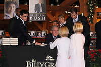 George W. Bush Book Signing At Billy Graham Library Charlotte, North Carolina USA By Jonathan Green