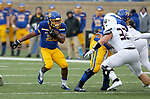 SIOUX FALLS, SD - NOVEMBER 3: Mikey Daniel #26 from South Dakota State looks for running room against Missouri State during their game Saturday afternoon at Dana J. Dykhouse Stadium in Brookings. (Photo by Dave Eggen/Inertia)