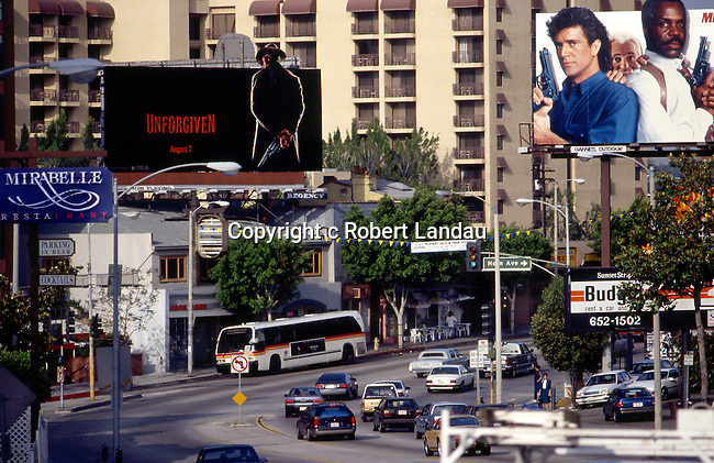 Sunset Strip circa 1992