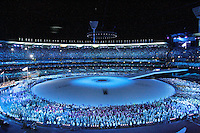 15 MAR 2006 - MELBOURNE,AUSTRALIA - The Opening Ceremony of the 2006 Commonwealth Games at the Melbourne Cricket Ground. (PHOTO (C) NIGEL FARROW)