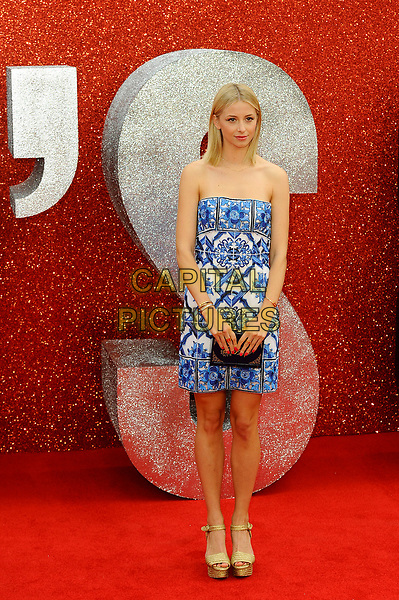 LONDON, ENGLAND - JUNE 13: Isabel Getty attending 'Ocean's 8' UK Premiere at Cineworld, Leicester Square on June 13, 2018 in London, England.<br /> CAP/MAR<br /> &copy;MAR/Capital Pictures