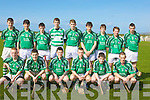 The Limerick minor hurling who played the Kerry Minor Hurling Team in the Todd Nolan Hurling Tourment first round at Kilmoyley on Saturday. .
