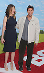 WESTWOOD, CA - JUNE 04: Adam Sandler and Jackie Sandler arrive at the Los Angeles premiere of 'That's My Boy' held at Regency Village Theatre Westwood on June 4, 2012 in Westwood, California.