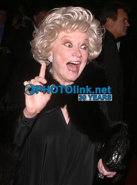 Phyllis Diller, 2003, Photo By John Barrett/PHOTOlink