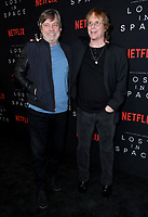 09 April 2018 - Hollywood, California - Mark Hamill, Billy Mumy. NETFLIX's &quot;Lost in Space&quot; Season 1 Premiere Event held at Arclight Hollywood Cinerama Dome. <br /> CAP/ADM/BT<br /> &copy;BT/ADM/Capital Pictures