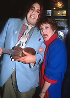 #TinyTIm #JudyCarne 1982<br /> Photo by John Barrett/PHOTOlink.net