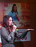 """Waitress"" - performance at Barnes & Noble"