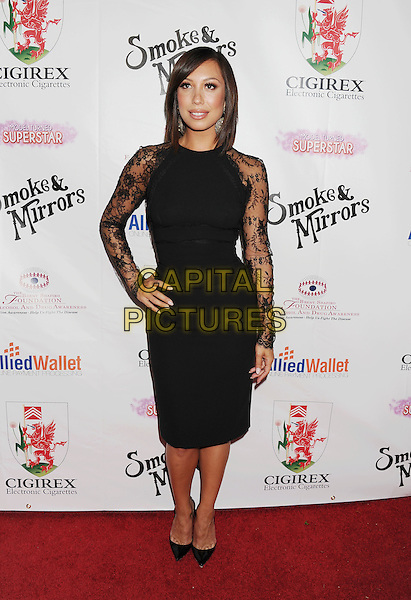BEVERLY HILLS, CA- SEPTEMBER 13: TV personality/dancer Cheryl Burke  attends the Brent Shapiro Foundation for Alcohol and Drug Awareness' annual 'Summer Spectacular Under The Stars' at a private residence on September 13, 2014 in Beverly Hills, California.<br /> CAP/ROT/TM<br /> &copy;Tony Michaels/Roth Stock/Capital Pictures