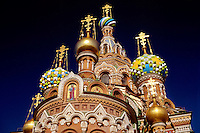 Church of the Resurrection of Jesus Christ, St. Petersburg, Russia