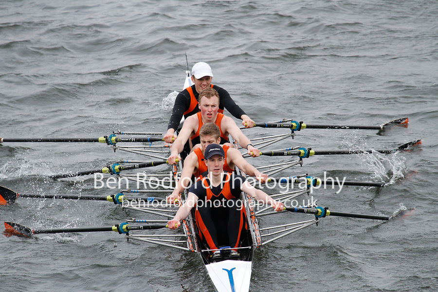 Crew: 84  American Sch  Event: CHAMP quads<br /> <br /> Schools' Head of the River 2017<br /> <br /> To purchase this photo, or to see pricing information for Prints and Downloads, click the blue 'Add to Cart' button at the top-right of the page.