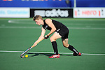 The Hague, Netherlands, June 01: Blair Tarrant #22 of New Zealand controls the ball during the field hockey group match (Men - Group B) between the Black Sticks of New Zealand and Korea on June 1, 2014 during the World Cup 2014 at GreenFields Stadium in The Hague, Netherlands. Final score 2:1 (1:0) (Photo by Dirk Markgraf / www.265-images.com) *** Local caption ***