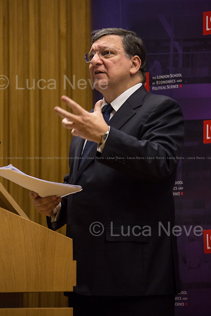 Jos&eacute; Manuel Barroso.<br />