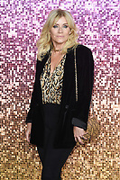 "LONDON, UK. October 23, 2018: Michelle Collins at the world premiere of ""Bohemian Rhapsody"" at Wembley Arena, London.<br /> Picture: Steve Vas/Featureflash"