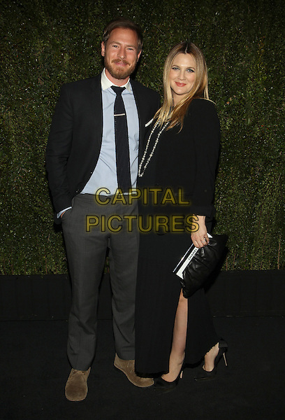 BEVERLY HILLS, CA - JANUARY 14: Drew Barrymore, Will Kopelman at Chanel Dinner Celebrating The Release Of Drew Barrymore's New Book &quot;Find It In Everything&quot; on  January 14, 2014 at Chanel Boutique, California. <br /> CAP/MPI/RTNUPA<br /> &copy;RTNUPA/MPI/Capital Pictures
