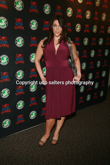 Kim Director Attends New York City Red Carpet Premiere of the new Spike Lee Joint RED HOOK SUMMER, NY 8/6/12