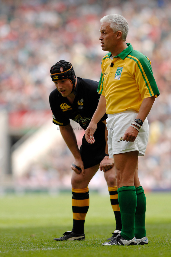 Photo: Richard Lane..London Wasps v Leicester Tigers. Heineken Cup Final. 20/05/2007. .