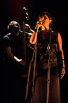 Singer Cristina Branco during the V Mado Festival Madrid at Theatre Canal in Madrid, Spain. June 28, 2015.<br />  (ALTERPHOTOS/BorjaB.Hojas)
