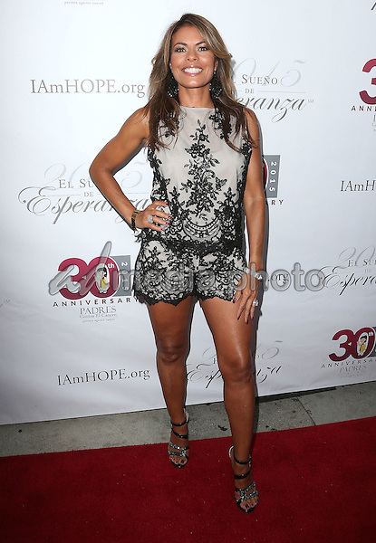 17 September 2015 - Hollywood, California - Lisa Vidal<br /> <br /> <br /> . Padres Contra El Cancer's 15th Annual &quot;El Sueno De Esperanza&quot; held at Boulevard3. Photo Credit: F. Sadou/AdMedia