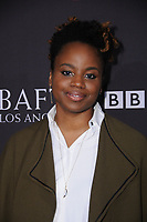 06 January 2018 - Beverly Hills, California - Dee Rees. 2018 BAFTA Tea Party held at The Four Seasons Los Angeles at Beverly Hills in Beverly Hills.    <br /> CAP/ADM/BT<br /> &copy;BT/ADM/Capital Pictures