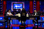 Heads Up Dario Sammartino and Hossein Ensan