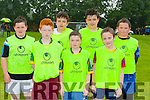The Cordal team at the blitz on Wednesday l-r: Joseph McCarthy, Cathal Shire, keelan O'Donoghue, Sean O'Sullivan, Taylor O'Donoghue, JJ O'Connor and JJ Griffin