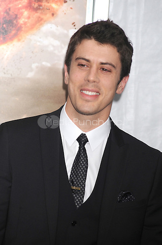 Toby Kebbell at the 'Wrath of the Titans' premiere at the AMC Lincoln Square Theater on March 26, 2012 in New York City. Credit: Dennis Van Tine/MediaPunch