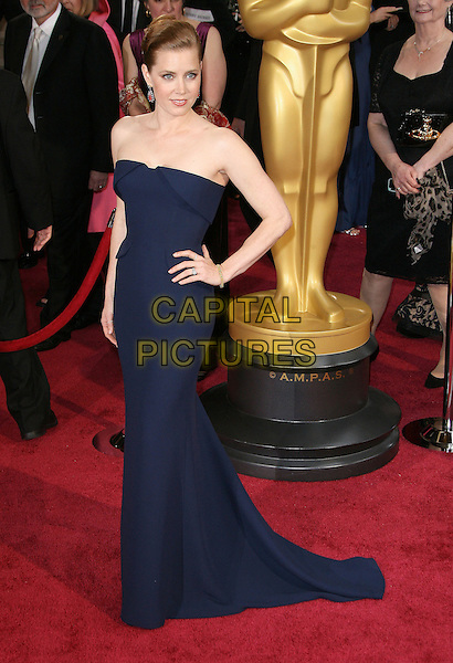 02 March 2014 - Hollywood, California - Amy Adams. 86th Annual Academy Awards held at the Dolby Theatre at Hollywood &amp; Highland Center. <br /> CAP/ADM<br /> &copy;AdMedia/Capital Pictures