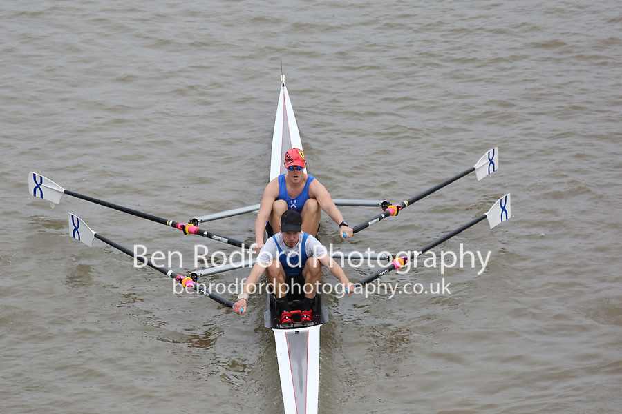 Crew: 108   SONS MAUNDER    Sons of the Thames Rowing Club    Op 2x Club <br /> <br /> Pairs Head 2017<br /> <br /> To purchase this photo, or to see pricing information for Prints and Downloads, click the blue 'Add to Cart' button at the top-right of the page.