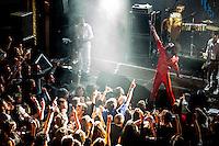 Rinôçérôse performing at the Joy Esclava club in Madrid