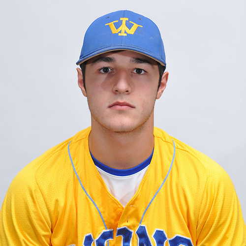 Greg Tsouprakos of West Islip poses for a portrait during Newsday's varsity baseball season preview photo shoot at company headquarters on Saturday, March 18, 2017.