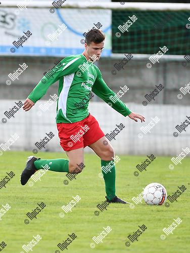 2016-10-09 / Voetbal / Seizoen 2016-2017 / VC Poederlee / Wout Peinen<br /> <br /> ,Foto: Mpics.be