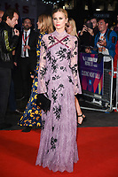 Laura Bailey at the London Film Festival 2017 closing gala of &quot;Three Billboards Outside Ebbing, Missouri&quot; at Odeon Leicester Square, London, UK. <br /> 15 October  2017<br /> Picture: Steve Vas/Featureflash/SilverHub 0208 004 5359 sales@silverhubmedia.com
