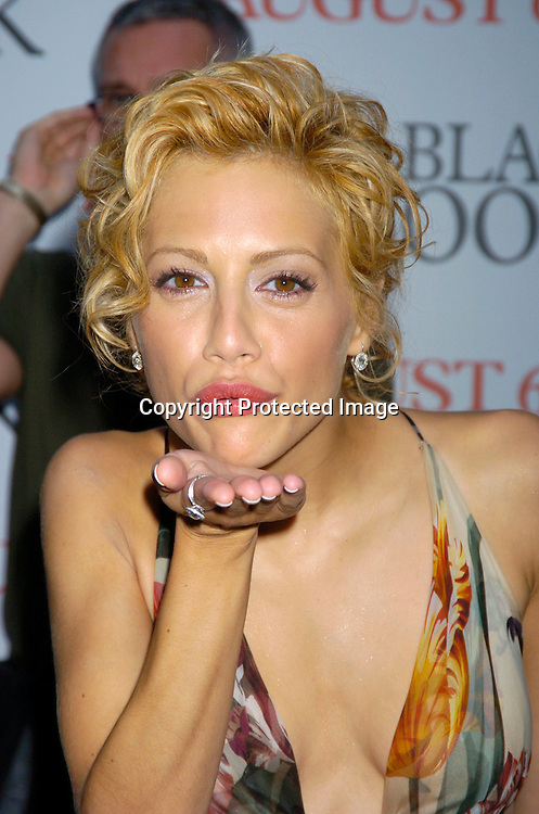 "Brittany Murphy ..at The Premiere of "" Little Black Book"" on July 21, 2004 ..at The Ziegfeld Theatre. ..Photo by Robin Platzer, Twin Images"