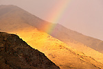 Rainbow, Altai Mountains, Mongolia