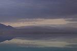 Twilight at the Dead Sea