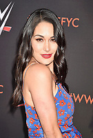 NORTH HOLLYWOOD, CA - JUNE 06: Brie Bella attends WWE's first-ever Emmy 'For Your Consideration' event at Saban Media Center on June 6, 2018 in North Hollywood, California.<br /> CAP/ROT/TM<br /> &copy;TM/ROT/Capital Pictures