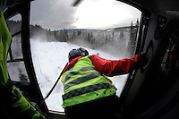 Norwegian Air Ambulance operating out of the Al base in central Norway. The helicopter is part of a nationwide service with 11 helicopter bases, fully financed from public funds. The crew of the helicopters, Eurocopter EC135 comprise a pilot, a rescue professional and a doctor (anaesthetist).