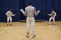 Loughborough University - Fencing