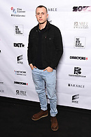 "Theo Barklem-Biggs<br /> arriving for the ""Farming"" screening as part of the S.O.U.L. Festival at the BFI Southbank, London<br /> <br /> ©Ash Knotek  D3517 30/08/2019"