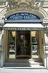 Exterior of the Aviation Club de Paris.