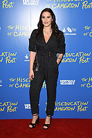 "Kat Shoob<br /> arriving for the premiere of ""The Miseducation of Cameron Post"" screening at Picturehouse Central, London<br /> <br /> ©Ash Knotek  D3424  22/08/2018"
