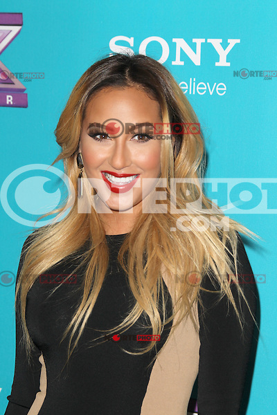 LOS ANGELES, CA - NOVEMBER 05: Adrienne Bailon at the FOX's 'The X Factor' Finalists Party at The Bazaar at the SLS Hotel Beverly Hills on November 5, 2012 in Los Angeles, California. Credit: mpi26/MediaPunch Inc. .<br /> &copy;NortePhoto