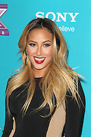 LOS ANGELES, CA - NOVEMBER 05: Adrienne Bailon at the FOX's 'The X Factor' Finalists Party at The Bazaar at the SLS Hotel Beverly Hills on November 5, 2012 in Los Angeles, California. Credit: mpi26/MediaPunch Inc. .<br />