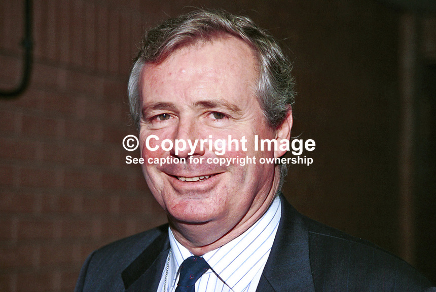 Sir Paul Beresford, MP, Conservative Party, Britain, UK, 1996, Conservative Party, Annual Conference, Bournemouth, 199610264..Copyright Image from Victor Patterson, 54 Dorchester Park, Belfast, UK, BT9 6RJ..Tel: +44 28 9066 1296.Mob: +44 7802 353836.Voicemail +44 20 8816 7153.Skype: victorpattersonbelfast.Email: victorpatterson@mac.com.Email: victorpatterson@ireland.com (back-up)..IMPORTANT: If you wish to use this image or any other of my images please go to www.victorpatterson.com and click on the Terms & Conditions. Then contact me by email or phone with the reference number(s) of the image(s) concerned.