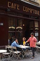 Europe/France/Rhône-Alpes/69/Rhône/Lyon: Bouchon lyonnais rue Saint-Jean