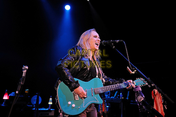 LONDON, ENGLAND - APRIL 27: Melissa Etheridge performing at Shepherd's Bush Empire, London on April 27, 2015 in London, England.<br /> CAP/MAR<br /> &copy; Martin Harris/Capital Pictures