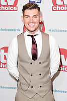 Kieron Richardson at the TV Choice Awards 2017 at The Dorchester Hotel, London, UK. <br /> 04 September  2017<br /> Picture: Steve Vas/Featureflash/SilverHub 0208 004 5359 sales@silverhubmedia.com