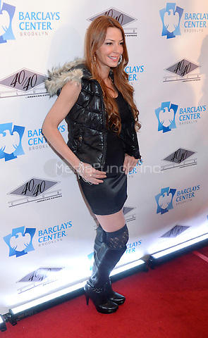 BROOKLYN, NY. - SEPTEMBER 27: Drita D'Avanzo attending the Grand Opening of the 40/40 Club inside of the Barclays Center in Brooklyn New York on September 27th, 2012. © Laura Lewis / Starlite/MediaPunch Inc.