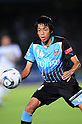 Kengo Nakamura (Frontale),..JULY 9, 2011 - Football :..2011 J.League Division 1 match between between Kawasaki Frontale 3-2 Avispa Fukuoka at Todoroki Stadium in Kanagawa, Japan. (Photo by AFLO)
